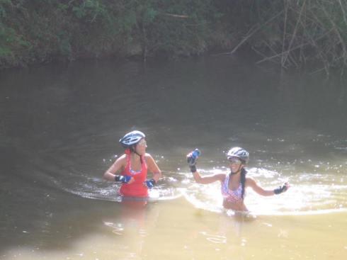 aventura por el agua